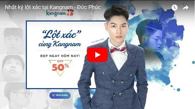 Video hành trình lột xác mùa 2 của Đức Phúc tại Kanganm