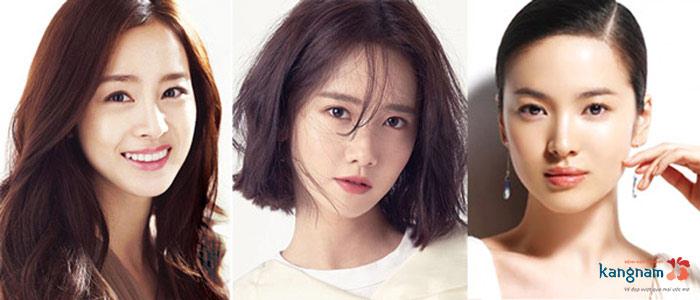 khuôn mặt đẹp nhất Hàn Quốc