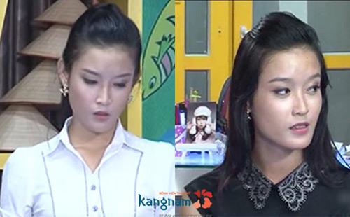 khuôn mặt lưỡi cày việt Nam