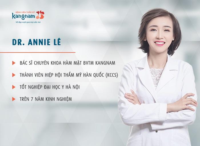 Bác sĩ phẫu thuật thẩm mỹ khuôn mặt 1