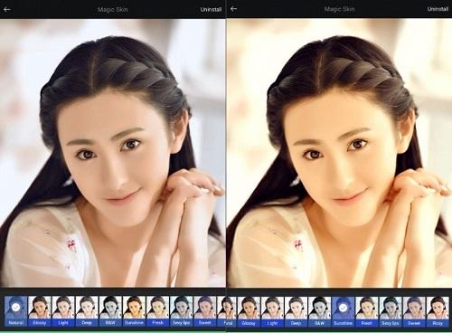 phần mềm chỉnh sửa khuôn mặt chuyên nghiệp