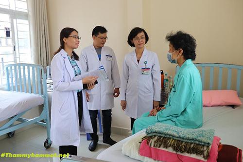 bệnh viện 30 tháng 4 nằm ở đâu