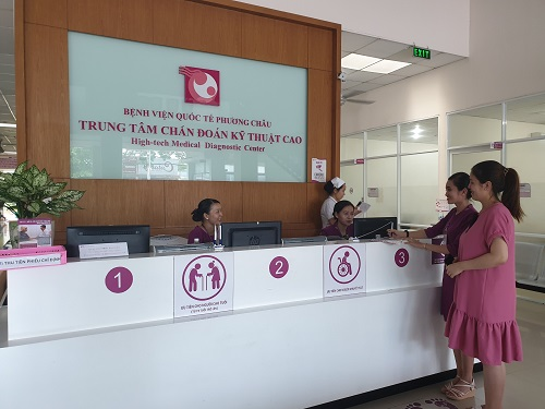 bệnh viện quốc tế phương châu